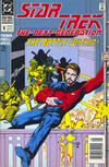 Cover for Star Trek: The Next Generation (DC, 1989 series) #8 [Newsstand]