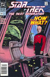Cover for Star Trek: The Next Generation (DC, 1989 series) #17 [Newsstand]