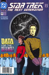 Cover Thumbnail for Star Trek: The Next Generation (1989 series) #55 [Newsstand]