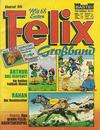 Cover for Felix-Grossband (Bastei Verlag, 1973 series) #55