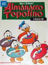 Cover for Almanacco Topolino (Arnoldo Mondadori Editore, 1957 series) #55