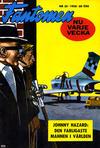 Cover for Fantomen (Semic, 1963 series) #35/1958