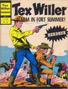 Cover for Tex Willer Classics (Classics/Williams, 1971 series) #1 [Herdruk 1973]