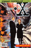 Cover for Strengt fortroligt/X-files (Semic Interpresse, 1996 series) #2