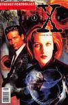 Cover for Strengt fortroligt/X-files (Egmont, 1997 series) #8