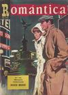 Cover for Romantica (Ibero Mundial de ediciones, 1961 series) #166
