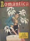 Cover for Romantica (Ibero Mundial de ediciones, 1961 series) #186