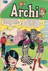 Cover for Archi (Editorial Novaro, 1956 series) #358