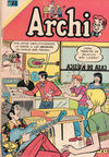 Cover for Archi (Editorial Novaro, 1956 series) #452