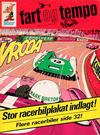 Cover for Fart og tempo (Egmont, 1966 series) #20/1974