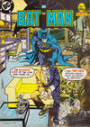 Cover for Batman Monthly (Egmont UK, 1988 series) #4