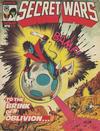 Cover for Marvel Super Heroes Secret Wars (Marvel UK, 1985 series) #18