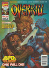 Cover for Overkill (Marvel UK, 1992 series) #42