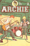 Cover for Archie (Archie, 2015 series) #3 [Cover C - Cliff Chiang]