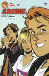 Cover for Archie (Archie, 2015 series) #3 [Cover E - Andrew Robinson]