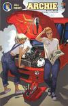 Cover for Archie (Archie, 2015 series) #3 [Cover D - Stuart Immonen]
