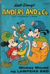 Cover for Anders And & Co. (Egmont, 1949 series) #38/1967