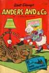 Cover for Anders And & Co. (Egmont, 1949 series) #5/1967