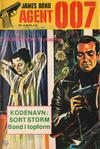 Cover for Agent 007 James Bond (Interpresse, 1965 series) #41