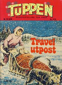 Cover Thumbnail for Tuppen (Serieforlaget / Se-Bladene / Stabenfeldt, 1969 series) #19/1979