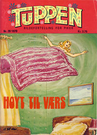 Cover Thumbnail for Tuppen (Serieforlaget / Se-Bladene / Stabenfeldt, 1969 series) #20/1979