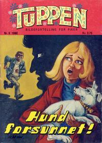 Cover for Tuppen (Serieforlaget / Se-Bladene / Stabenfeldt, 1969 series) #9/1980