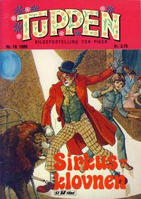 Cover Thumbnail for Tuppen (Serieforlaget / Se-Bladene / Stabenfeldt, 1969 series) #16/1980