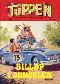 Cover Thumbnail for Tuppen (Serieforlaget / Se-Bladene / Stabenfeldt, 1969 series) #11/1980