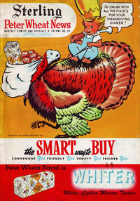 Cover Thumbnail for Peter Wheat News (Peter Wheat Bread and Bakers Associates, 1948 series) #20