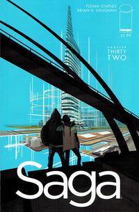 Cover Thumbnail for Saga (Image, 2012 series) #32