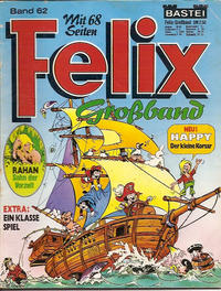 Cover Thumbnail for Felix-Grossband (Bastei Verlag, 1973 series) #62