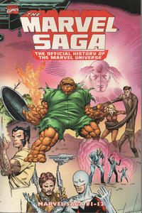 Cover Thumbnail for Essential Marvel Saga (Marvel, 2008 series) #1