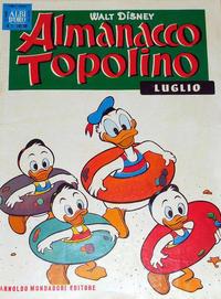 Cover Thumbnail for Almanacco Topolino (Arnoldo Mondadori Editore, 1957 series) #55