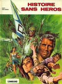 Cover Thumbnail for Histoire sans héros (Le Lombard, 1977 series)
