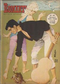 Cover Thumbnail for Romantica (Ibero Mundial de ediciones, 1961 series) #49