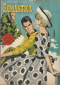 Cover Thumbnail for Romantica (Ibero Mundial de ediciones, 1961 series) #55
