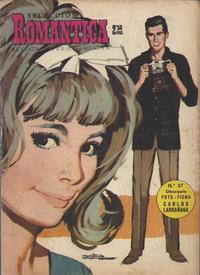 Cover Thumbnail for Romantica (Ibero Mundial de ediciones, 1961 series) #57
