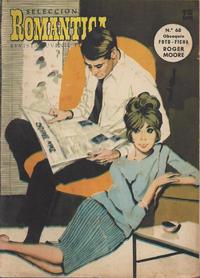 Cover Thumbnail for Romantica (Ibero Mundial de ediciones, 1961 series) #68