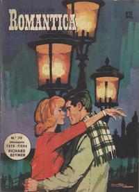 Cover Thumbnail for Romantica (Ibero Mundial de ediciones, 1961 series) #70