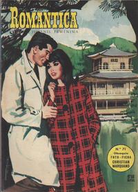 Cover Thumbnail for Romantica (Ibero Mundial de ediciones, 1961 series) #71