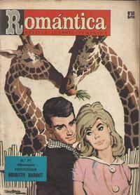 Cover Thumbnail for Romantica (Ibero Mundial de ediciones, 1961 series) #77