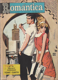 Cover Thumbnail for Romantica (Ibero Mundial de ediciones, 1961 series) #82