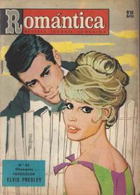 Cover Thumbnail for Romantica (Ibero Mundial de ediciones, 1961 series) #83