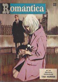 Cover Thumbnail for Romantica (Ibero Mundial de ediciones, 1961 series) #85