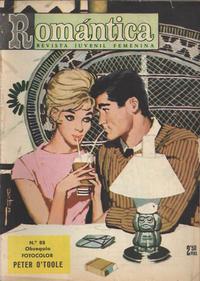 Cover Thumbnail for Romantica (Ibero Mundial de ediciones, 1961 series) #88