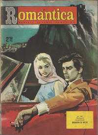 Cover Thumbnail for Romantica (Ibero Mundial de ediciones, 1961 series) #102