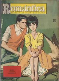 Cover Thumbnail for Romantica (Ibero Mundial de ediciones, 1961 series) #105