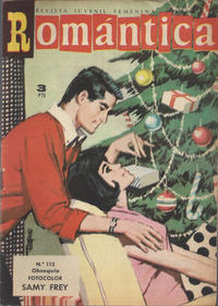 Cover Thumbnail for Romantica (Ibero Mundial de ediciones, 1961 series) #113