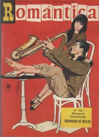 Cover Thumbnail for Romantica (Ibero Mundial de ediciones, 1961 series) #126