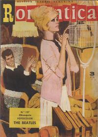 Cover Thumbnail for Romantica (Ibero Mundial de ediciones, 1961 series) #127